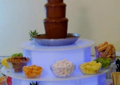 Fontanna czekoladowa 1